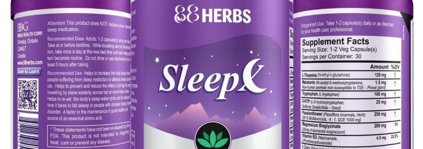 Sleep-X Review 3
