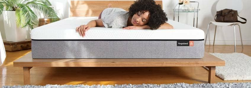 The YogaBed Review: A Memory Foam Mattress in a Box 7
