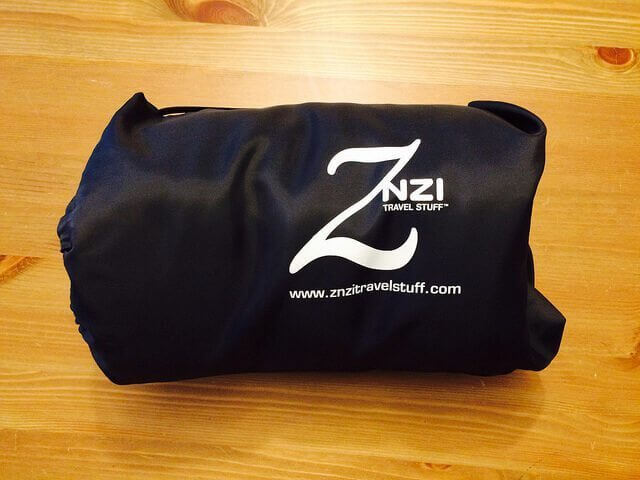 Znzi Travel Pillow