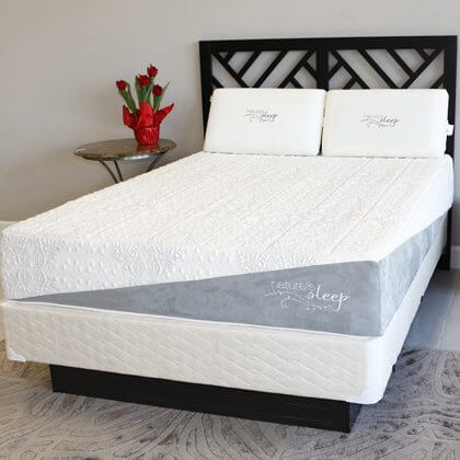 Nature's Sleep Mattress Review - Emerald Gel 1