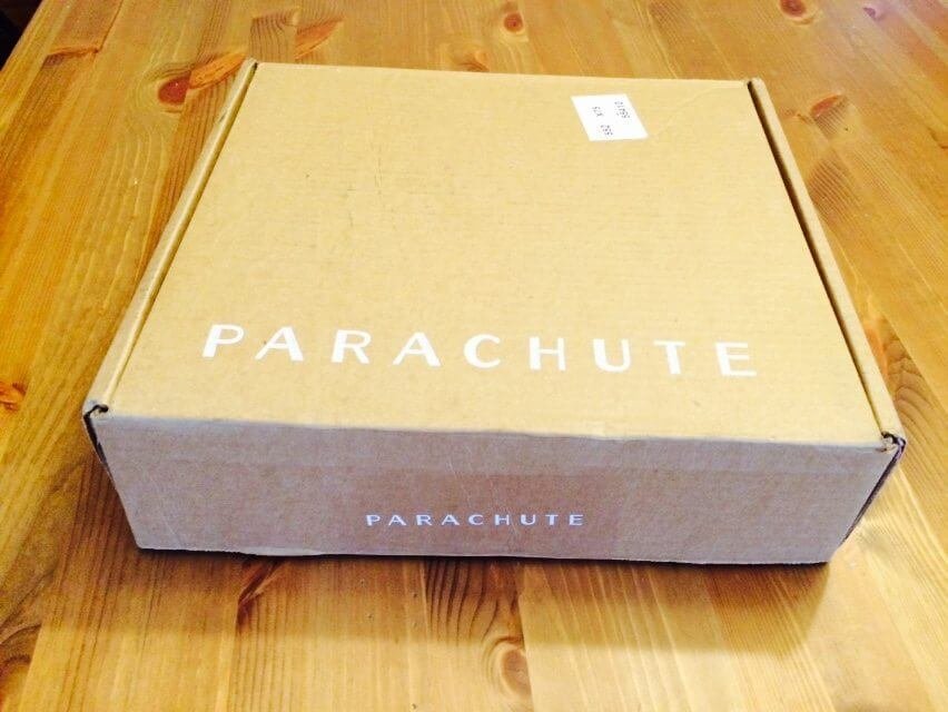 parachute sheets unboxing