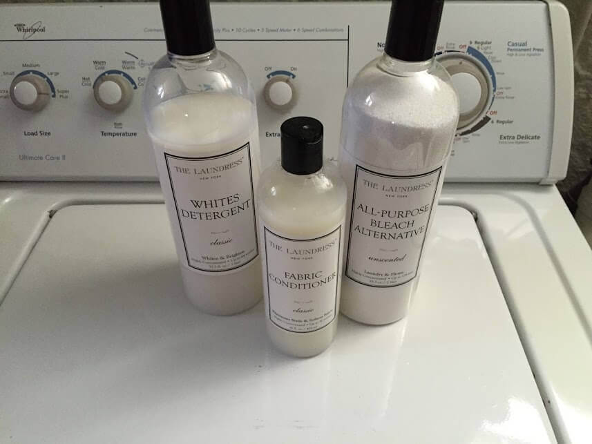 Laundress review