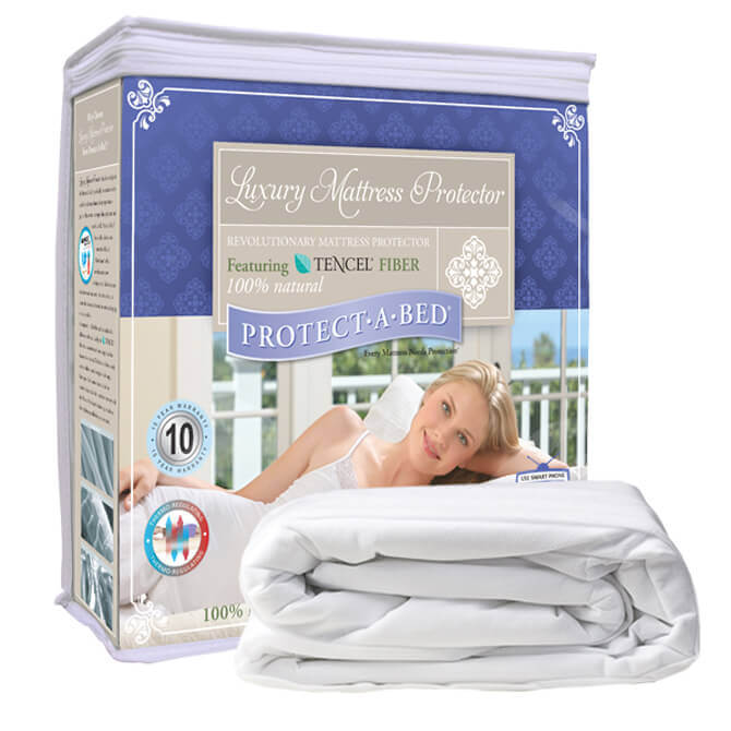 Protect A Bed Luxury Mattress Protectors 2
