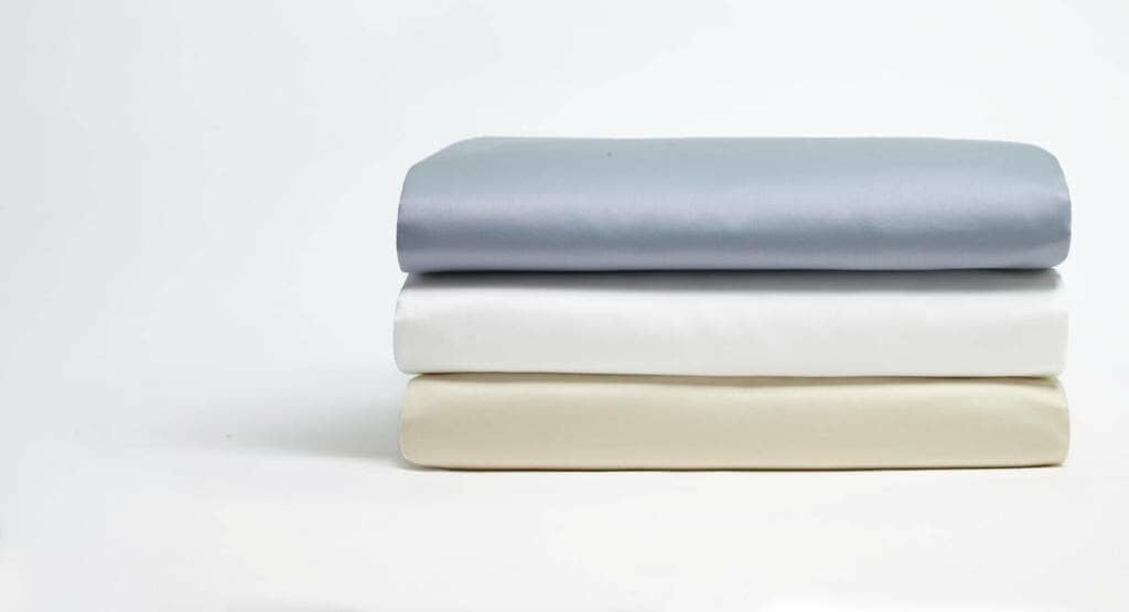 Why I'm Obsessed with these sheets from SOL Organics 8