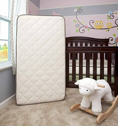 My Green Mattress: Crib Mattress 6
