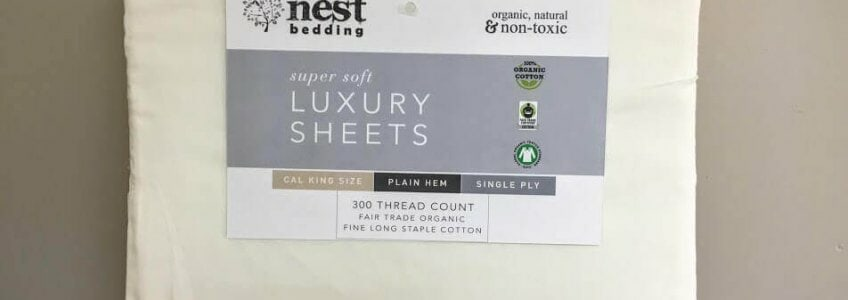 Nest Bedding Organic Sheets Review 2