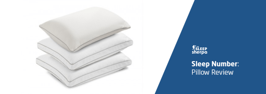 Sleep Number Pillow Review