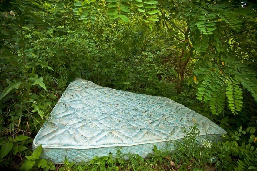 How To Get Rid Of Your Old Mattress The Sleep Sherpa