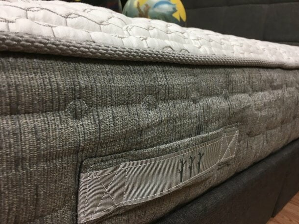 Brentwood Home Sierra Mattress Bed review