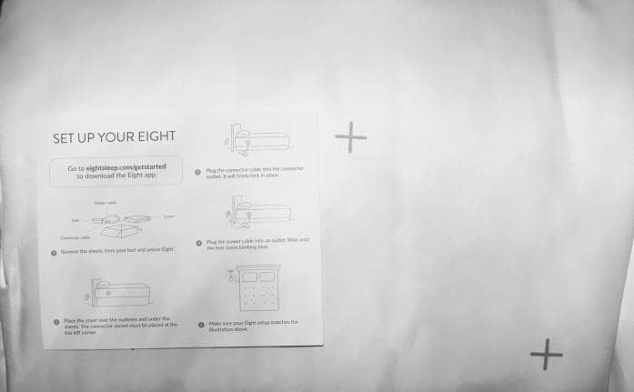 eight instructions