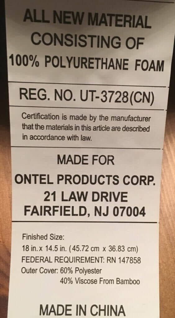 ontel products corp