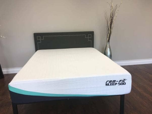 rem fit 500 mattress out of box