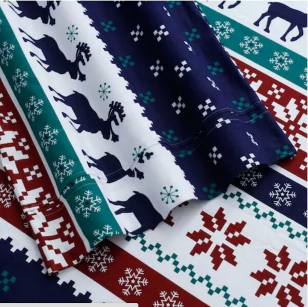 kohls christmas sheets
