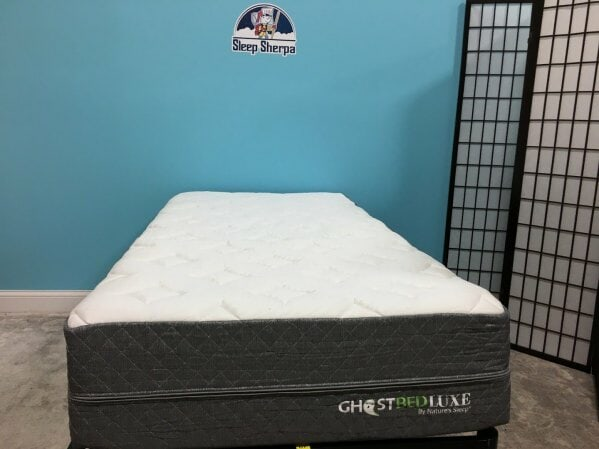 Ghostbed luxe twin size
