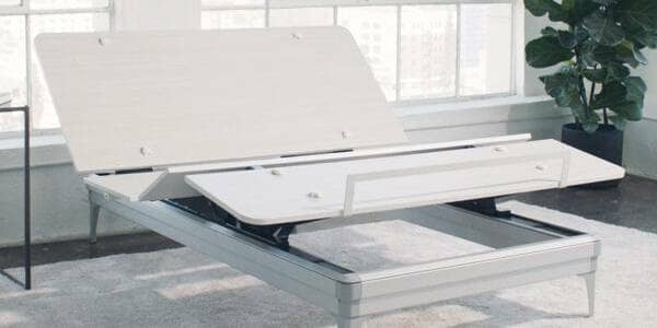 Yaasa Studios Adjustable Bed