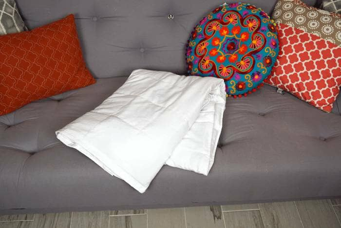 weighted comforts weighted blanket cotton