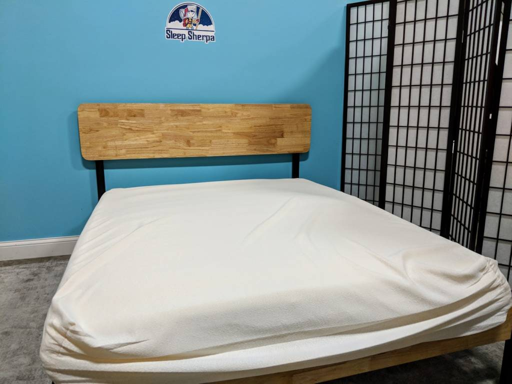 Signature Sleep Mattress initial opening