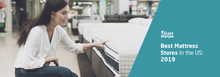 Best Mattress Stores in the US – 2019