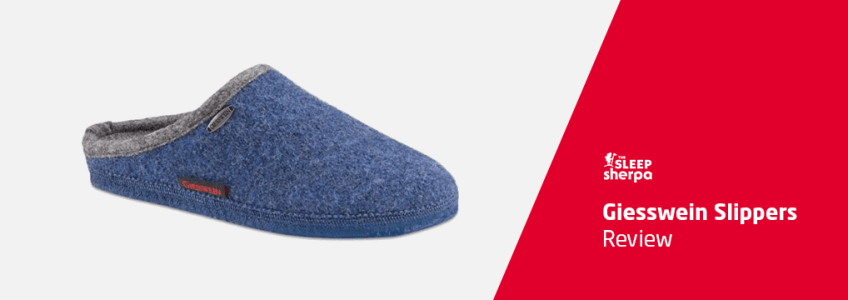 Giesswein Slippers Review