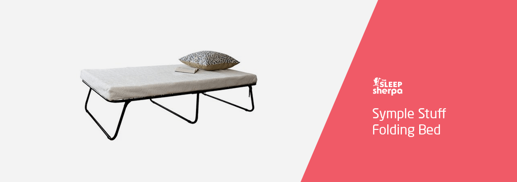 Best Rollaway Beds of 2019 - Symple Stuff Folding Bed