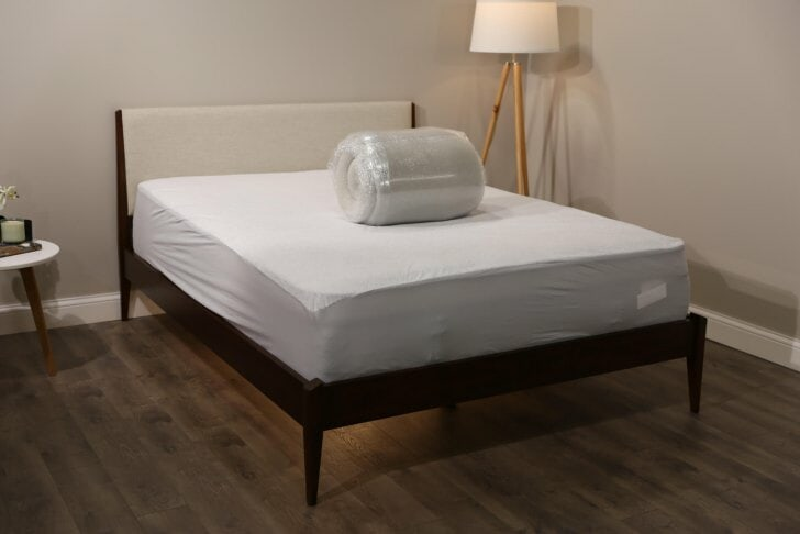 allswell wrapped mattress