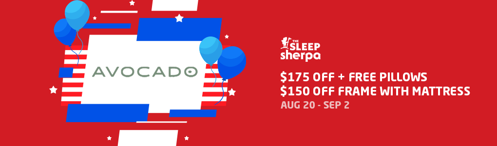 Labor Day Sale - Avocado Mattress