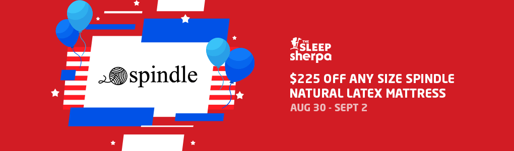 Labor Day Sale - SpindleMattress