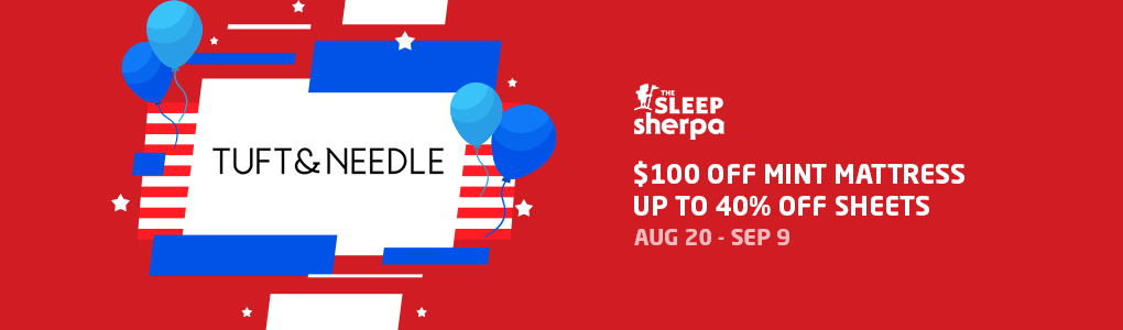 Labor Day Sale - Tuft and Needle