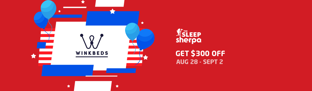 Labor Day Sale - Winkbeds