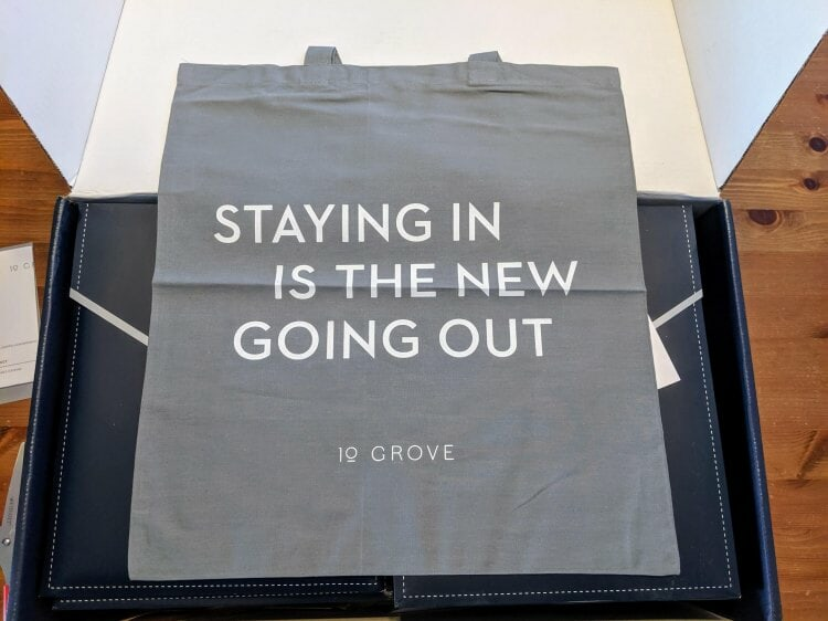 10 Grove Unboxing