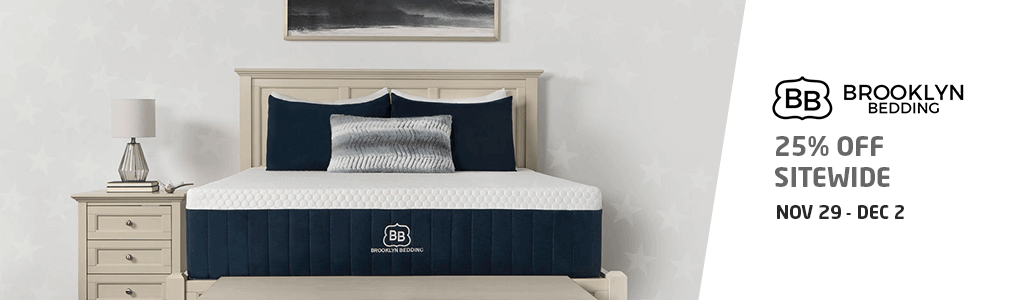 Brooklyn Bedding Black Friday Mattress Deal