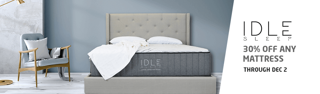 BlackFriday Idle Sleep Mattress Deals