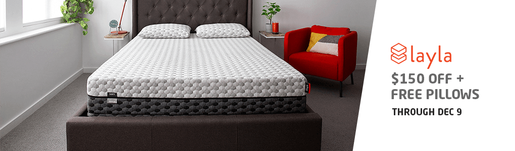 BlackFriday Layla Mattress Deals