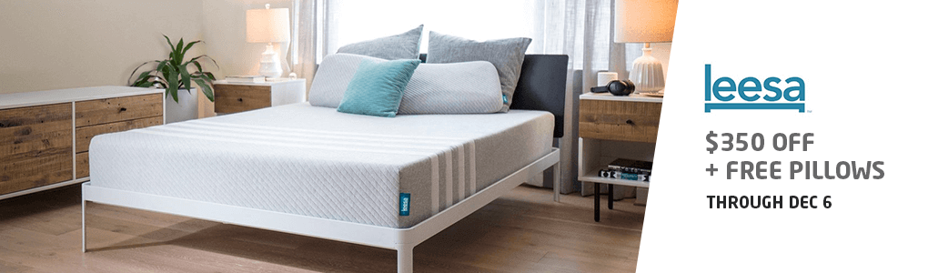 BlackFriday Leesa Mattress Deals