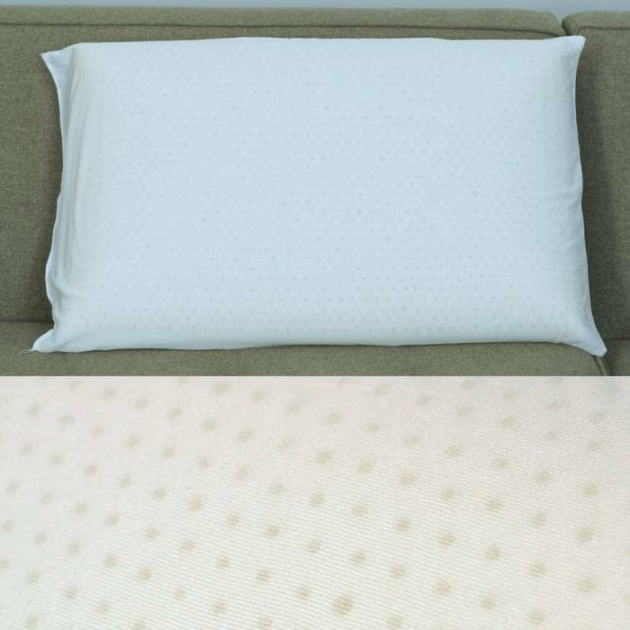 purple harmony pillow talalay latex