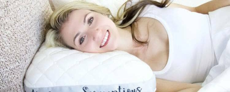srumptious pillow review